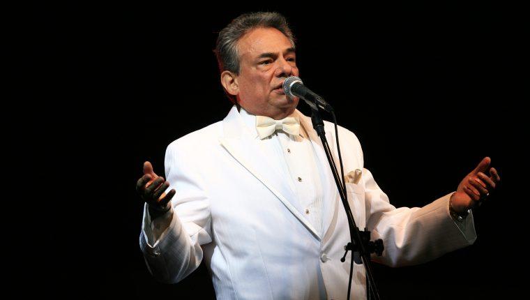 El cantante mexicano José José falleció el 28 de septiembre del 2019. (Foto Prensa Libre: Hemeroteca PL).