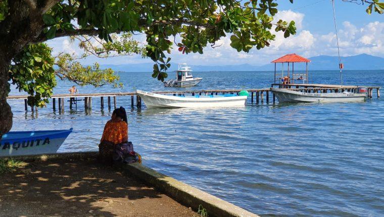 Destinos turísticos de Izabal buscan recuperar la visitación y estadía aunque exista estado de Sitio. (Foto, Prensa Libre: Dony Stewart).