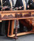 Las marimbas fueron elaboradas  con madera hormigo, rotzul, cedro colorado y caoba. (Foto Prensa Libre: María Longo)