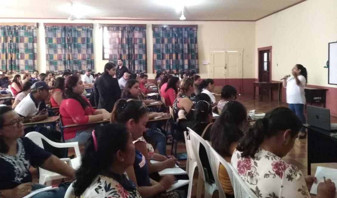 Ponete las pilas, la campaña para prevenir embarazos en niñas en Chiquimula, donde se reportan 122 casos