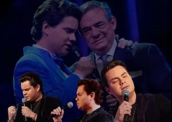 Manuel José se presenta en sus espectáculos como hijo de José José. Foto tomada de FB de Manuel José