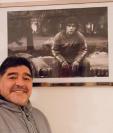 Diego Maradona sigue activo en el futbol como entrenador a sus 59 años. (Foto Prensa Libre: Instagram @maradona)