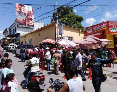 Los vendedores de la economía informal ha sido uno de grupos más afectados por la pandemia. (Foto Prensa Libre: Hemeroteca PL)   La economía informal ha sido uno de los sectores más afectados por la pandemia del coronavirus. (Foto Prensa Libre: Hemeroteca PL)