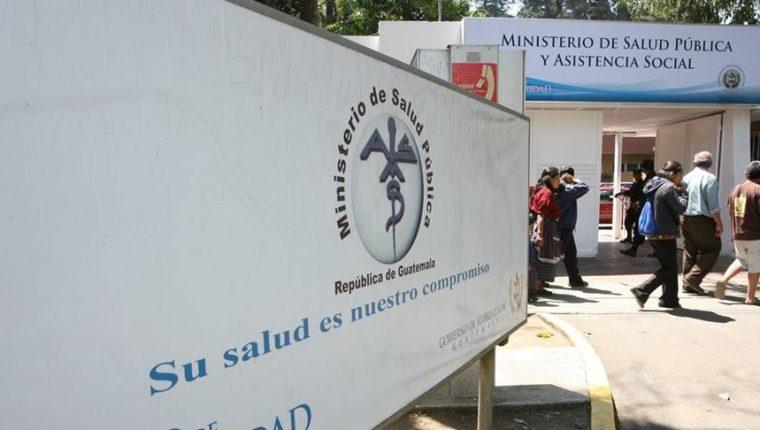 El Ministerio de Salud desembolsará cerca de Q69 millones para dar un bono a sus empleados. (Foto Prensa Libre: Hemeroteca PL)