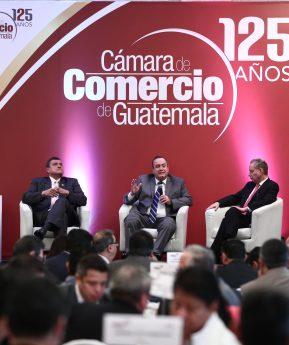 Puerto libre y promoción país: Las prioridades económicas de Alejandro Giammattei
