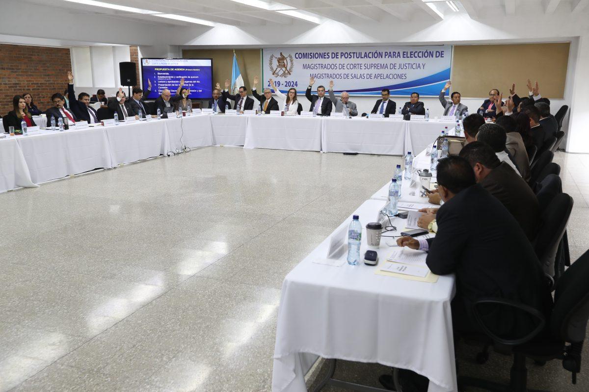 Consejo de la Carrera Judicial sin capacidad logística para evaluar a jueces y magistrados