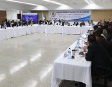 Las comisiones de postulación no podrán avanzar hasta que se hagan las evaluaciones a los jueces y magistrados. (Foto Prensa Libre: Hemeroteca PL)