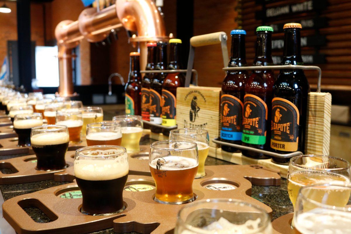 Fotogalería: El Zapote Brewing Company muestra su línea de cervezas artesanales