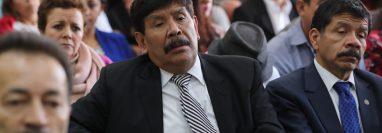 El exalcalde de Antigua Guatemala, Adolfo Vivar, fue condenado en el 2019 por un caso de corrupción. (Foto Hemeroteca PL)  Fotograf'a: Erick Avila.              17/10/2019