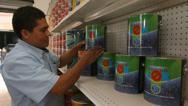 Grupo Solid atiende a más de seis mil clientes ferreteros en Centroamérica, y ahora se expanden a El Caribe. (Foto Prensa Libre: Hemeroteca PL)