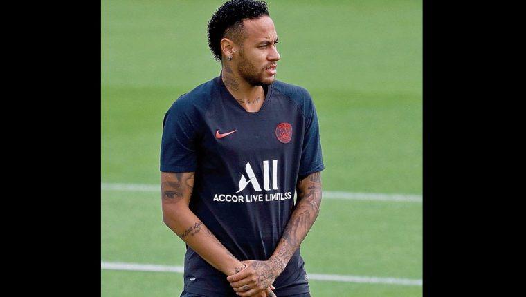 Neymar mantiene la esperanza de regresar al Barcelona. (Foto Prensa Libre: Hemeroteca PL)