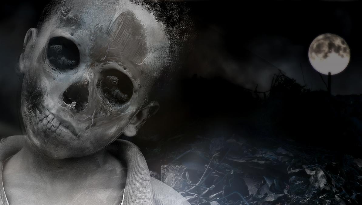 La historia de terror que vivió recolector de basura por haber tomado un peluche de una tumba