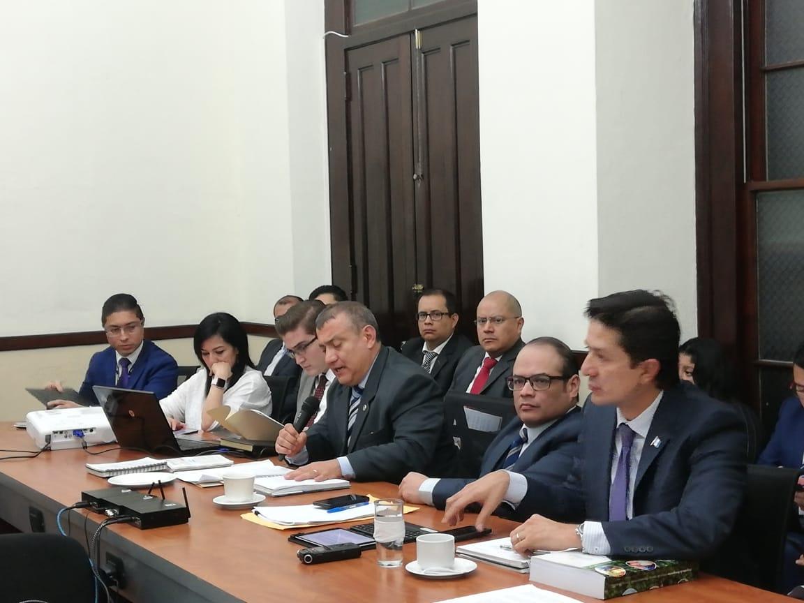 PGN: Deuda de los García-Granados debe excluirse del Presupuesto 2020
