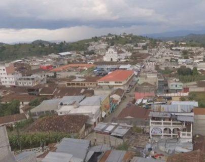 La Municipalidad de Santa María Chiquimula regula el funcionamiento de cantinas. (Foto Prensa Libre. captura de video)