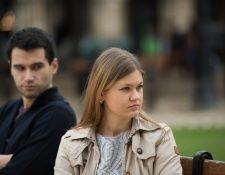 La falta de comunicación es una de las razones principales de las rupturas. (Foto Prensa Libre: Servicios)
