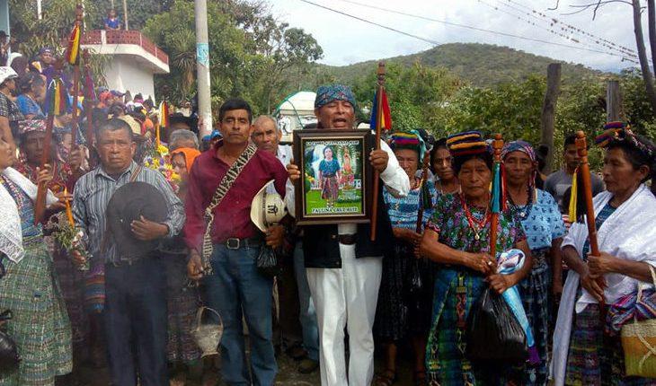 Paulina Cruz Ruiz era activista de derechos humanos. (Foto tomada de Prensa Comunitaria)