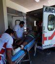 En promedio en Retalhuleu ocurren cada día 15 accidentes de motoristas. (Foto Prensa Libre: Rolando Miranda)