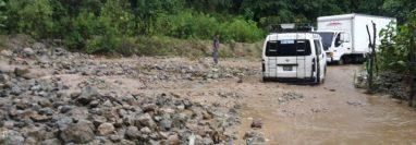 Ante el incremento de lluvias por la depresión tropical la Conred en Sololá monitorea áreas vulnerables a derrumbes en el departamento. (Foto Prensa Libre:  Hemeroteca PL)