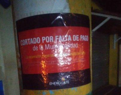 La Municipalidad de El Quetzal cobra a cada vecino por el servicio de alumbrado público Q28.76. (Foto Prensa Libre: Cortesía)