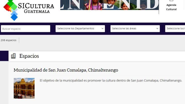 El Sistema de Información Cultural permitirá un mayor conocimiento de los fenómenos culturales para los promotores, gestores culturales e investigadores. (Foto Prensa Libre: Hemeroteca PL)