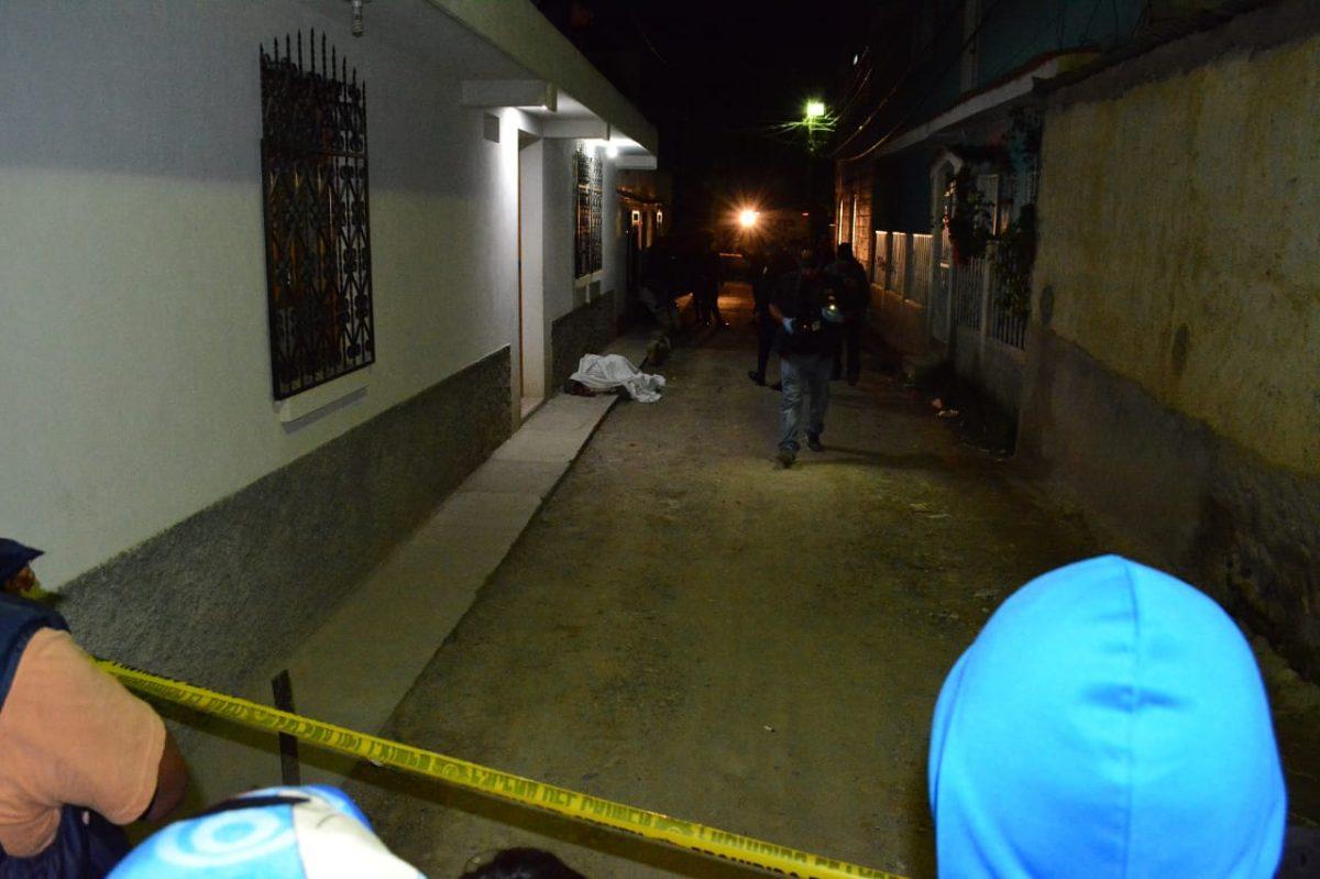 Indigna caso de madre e hija ultimadas en Huehuetenango