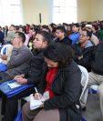 Emprendedores de la región recibieron capacitaciones para desarrollar sus empresas. (Foto Prensa Libre: María Longo)