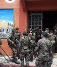 El estado de Sitio finalizó sin reportes oficiales de incidentes mayores. (Foto Prensa Libre: Hemeroteca PL)