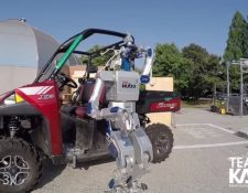 El instituto Kaist desarrolla robots con Inteligencia Artificial.(Foto Prensa Libre: HuboLab KAIST)