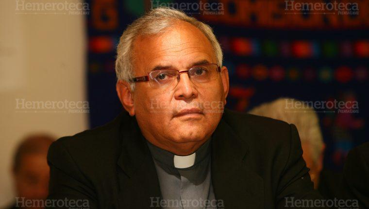 Monseñor Álvaro Ramazzini ha participado activamente en temas de la vida nacional. (Foto: Hemeroteca PL)