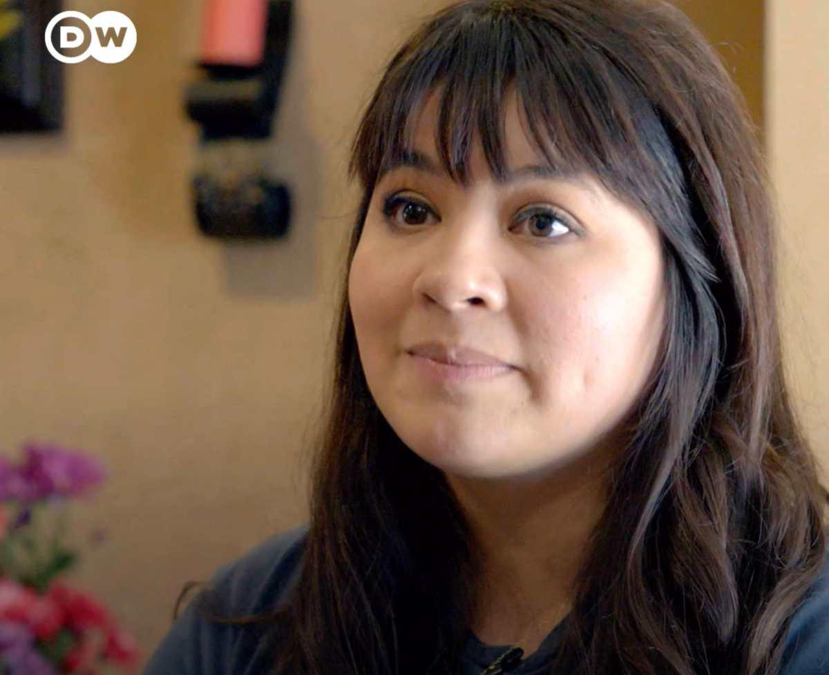 Reyna Montoya, es joven, mexicana, inmigrante indocumentada y es una de las personas más influyentes en EE. UU.