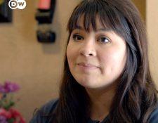 """Reyna Montoya lucha por sus sueños y los de todos los """"dreamers"""". Doutsche Welle"""