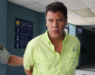 Reynaldo Vásquez expresidente de la FESFUT fue suspendido de por vida por la FIFA. (Foto Prensa Libre: AFP)