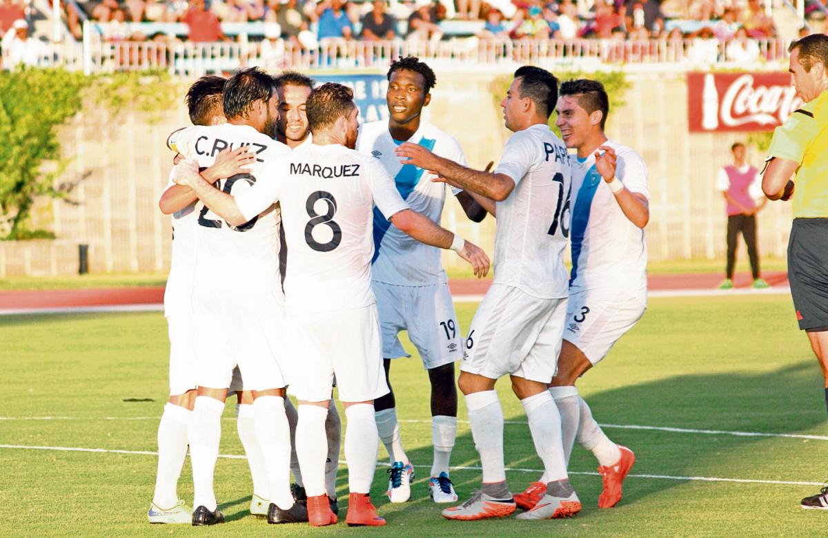 El día que la Selección de Guatemala venció a Bermuda con gol de Stefano Cincotta