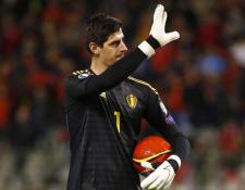 Después de un partido con la selección de Bélgica Thibaut Courtois desmintió que padezca de ataques de ansiedad. (Foto Prensa Libre: Hemeroteca PL)
