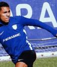El colombiano Tarik Antonio Mebarak firmó con el Andorra FC. (Foto Prensa Libre: redes)
