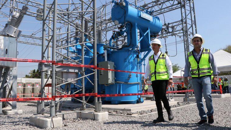 Por entrar a operar tres tramos de redes de electricidad con inversión de US$40 millones