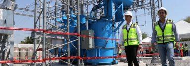 Tres tramos de redes y subestaciones en la provincia, a cargo de Trelec, entrarán a operar  en los próximos meses. (Foto, Prensa Libre: Hemeroteca PL).