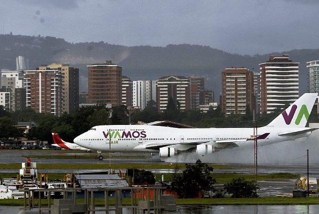 Desacuerdo por un convenio entre Inguat y Wamos Air genera disputa legal