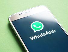 WhatsApp es una aplicación de mensajería instantánea que tiene más de mil millones de usuarios. (Foto Prensa Libre: Servicios).