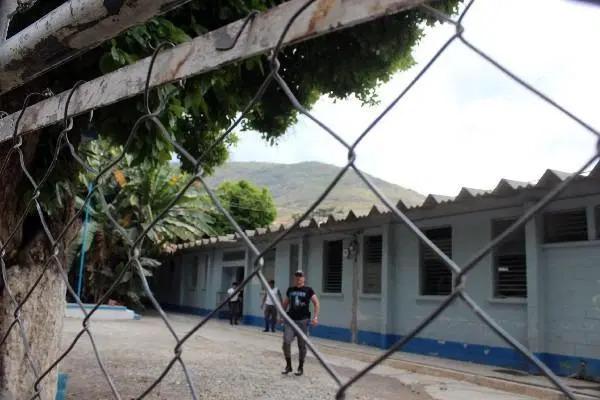 La fuga de los pandilleros se reportó en la cárcel de Guastatoya. El Progreso. (Foto Prensa Libre: Hemeroteca)