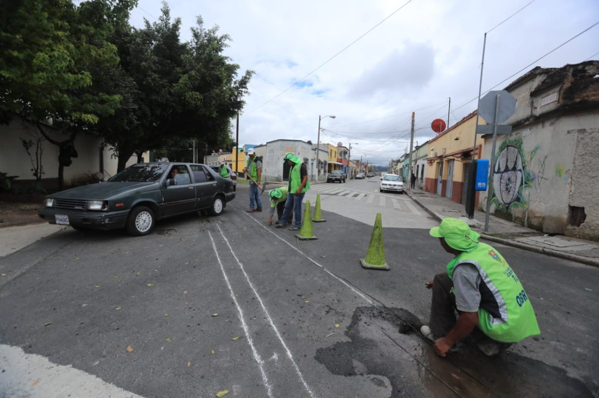 Municipalidad de Guatemala pondrá a funcionar primera fase del Metroriel