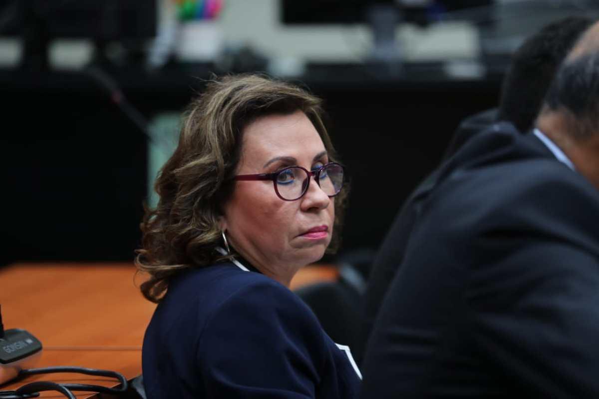 Sandra Torres es ligada a proceso por no reportar más de Q5.9 millones al TSE