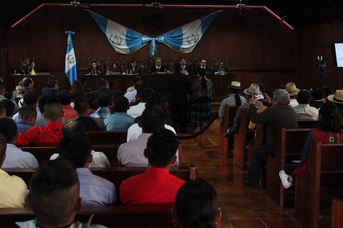 Hidroeléctrica Renace pide a la Corte de Constitucionalidad que no le suspenda operaciones