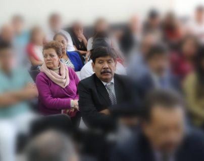 La cúpula de la red que fraguó el desvío millonario en la comuna de Antigua Guatemala deberá pagr la mayoría de la reparación digna de Q32.2 millones. (Foto Prensa Libre: Edwin Pitán)