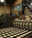 Según la CIG la tendencia es favorable para el crecimiento de la actividad de la industria en Guatemala. (Foto Prensa Libre: Hemeroteca)