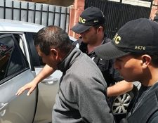 Édgar Leonel Ruiz Álvarez fue capturado el 25 de julio de 2017 en La Esperanza, Quetzaltenango. (Foto Prensa Libre: Hemeroteca PL)