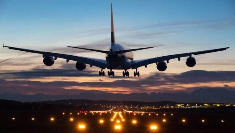 Impulsan iniciativa de ley que actualizaría tributación de líneas aéreas en Guatemala. (Foto Prensa Libre:  Hemeroteca)