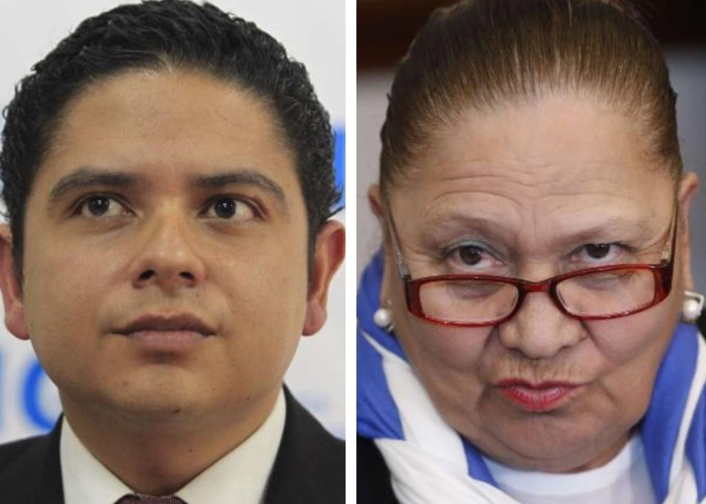 Exfiscal acusa a María Consuelo Porras de obstruir caso para favorecer a Sandra Torres