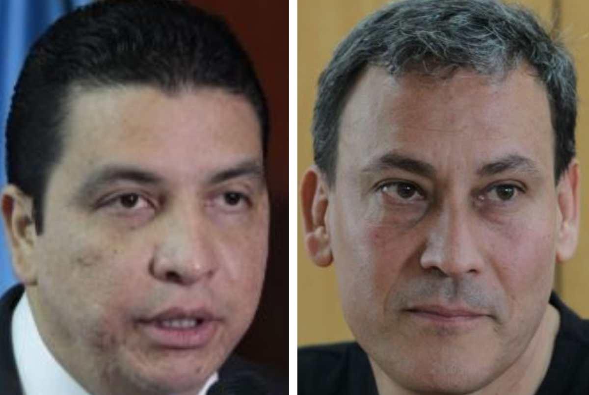 Juez autoriza solicitar extradición de Érick Archila y Allan Marroquín