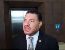 El ministro Alfonso Alonzo respondió a las declaraciones hechas por Alejandro Giammattei. (Foto Prensa Libre: captura de pantalla)